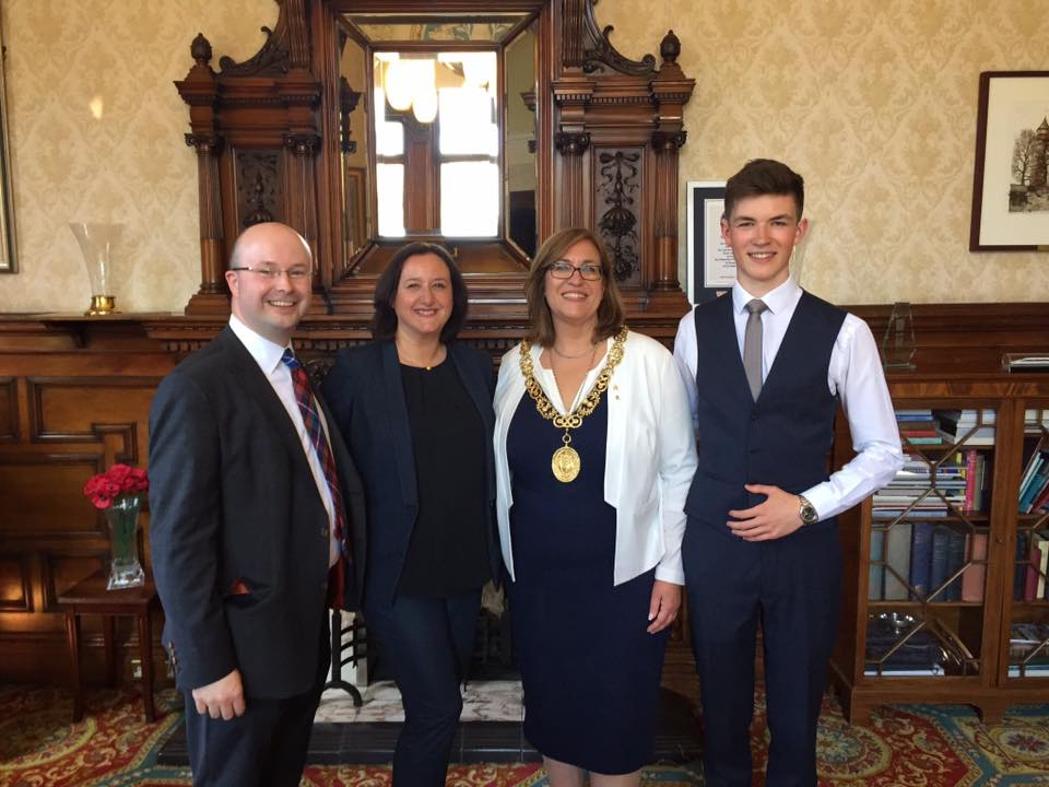 lord provost glasgow